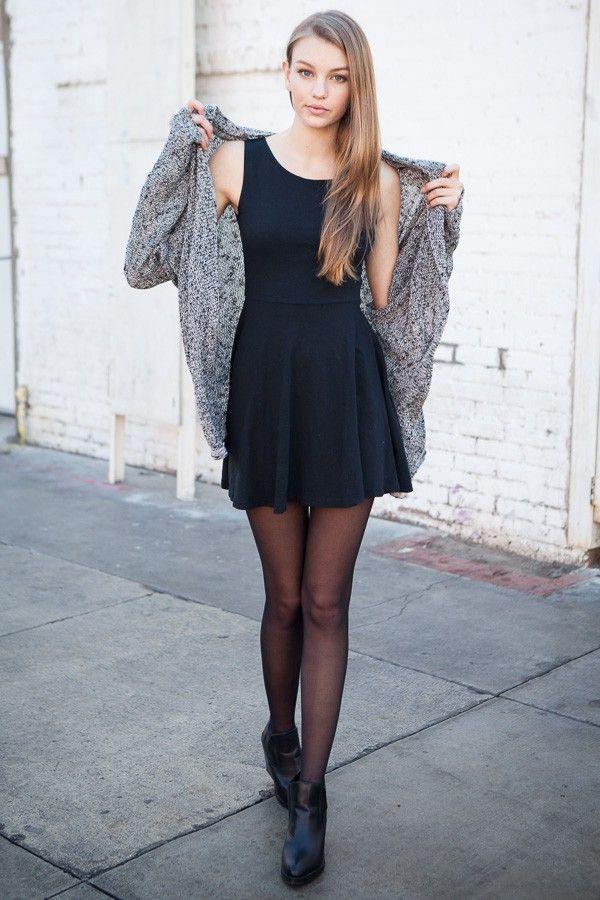 Црни парчиња облека кои треба да ги имате во вашиот гардеробер