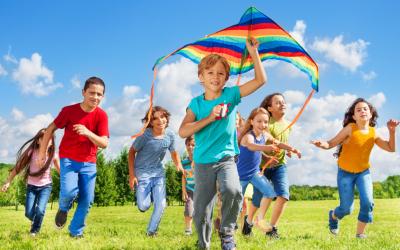 8 забавни игри кои ќе го поттикнат емоционалниот развој кај децата