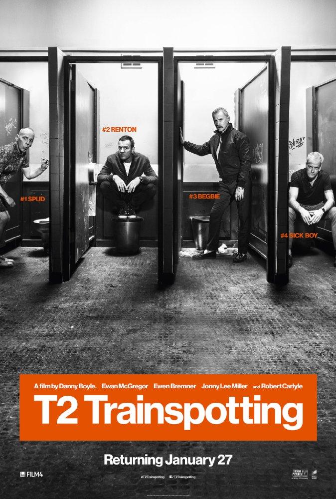 (1) Филм: Т2 Трејнспотинг (T2 Trainspotting)
