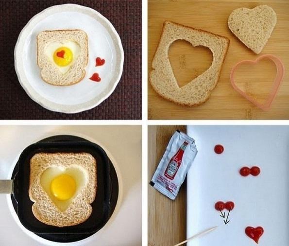 Интересни декорации на храна кои ќе ве натераат уште повеќе да се заљубите во неа