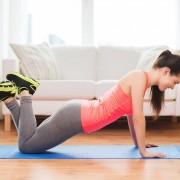 (0) 12 едноставни вежби за послаби нозе и позатегнат задник
