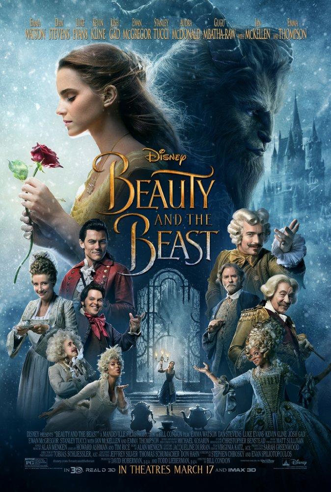 (1) Филм: Убавицата и ѕверот (Beauty and the Beast)