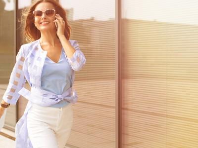 Силните жени знаат дека самодовербата зависи од тоа како се чувствувате, а не од облеката што ја носите