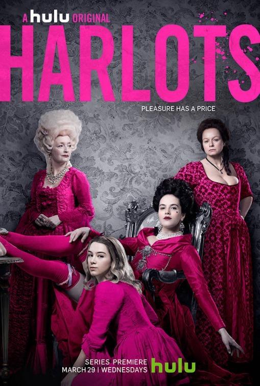 (1) ТВ серија: Блудници (Harlots)