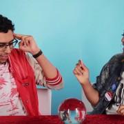 Забавно видео во кое неколку луѓе ги тестираат нивните јасновидни способности
