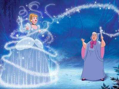 Зошто Дизни принцезите секогаш носат фустани во сина боја?