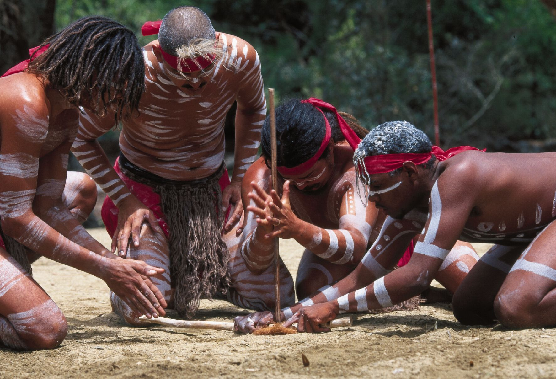 aboriginal ceremonies in australia The australian landscape and the surrounding natural features were some of the things that shape aboriginal mythology which, in turn, had become projections of the time long past.