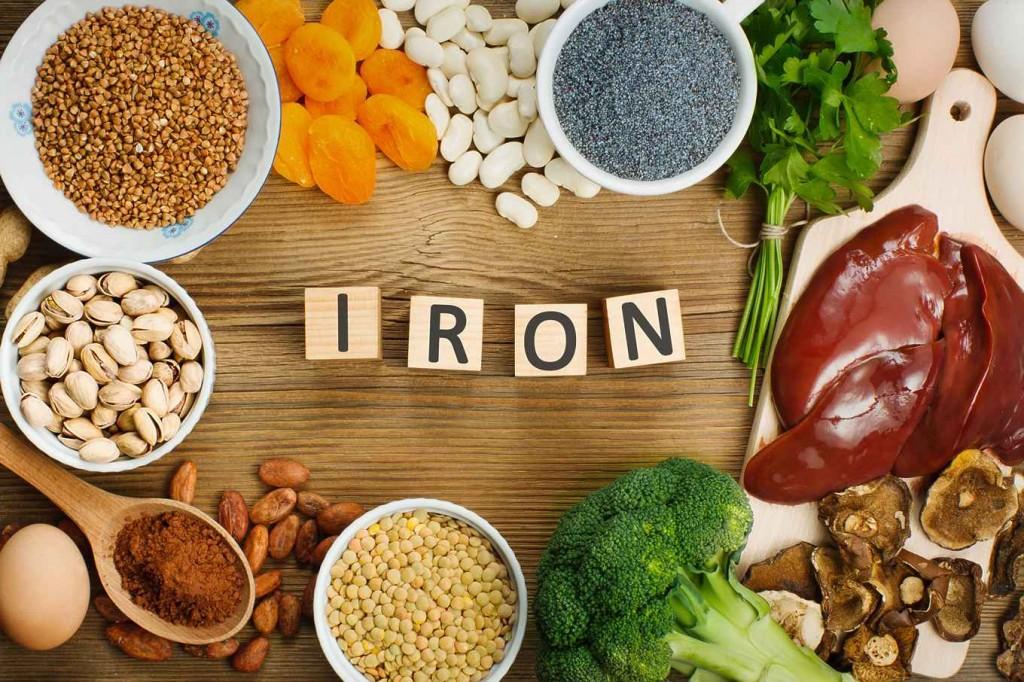 Дали сте слабокрвни и како да препознаете недостаток на железо во организмот?