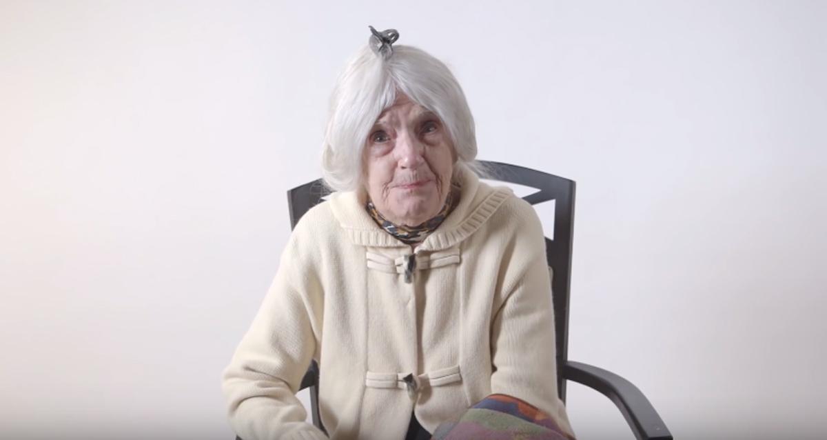 100 годишни бабички ја откриваат тајната на среќата