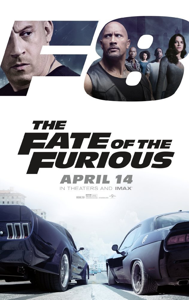 (1) Филм: Брзи и бесни 8 (The Fate of the Furious)