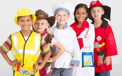 """Прашањето """"Што сакаш да бидеш кога ќе пораснеш?"""" е од големо значење за здравјето на децата"""
