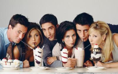 """Незаборавни реплики од ТВ серијата """"Пријатели"""" кои ќе ве потсетат на старите добри времиња"""