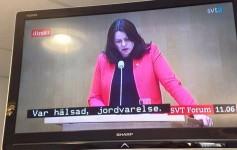 Урнебесно смешно: Шведска телевизија по грешка ставила превод од детска емисија на политичка дебата