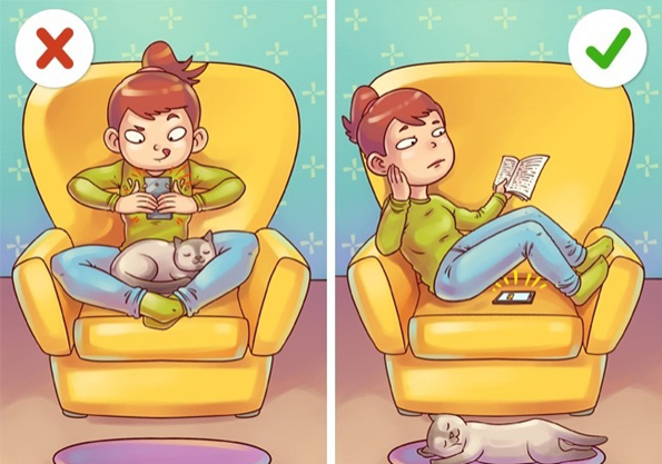 Интересни илустрации што ќе им покажат на жените како да го задржат машкиот интерес