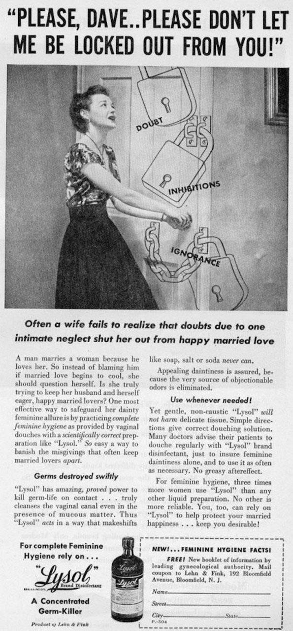 Најсмртоносните производи за жени што се појавиле на пазарот во 20 век