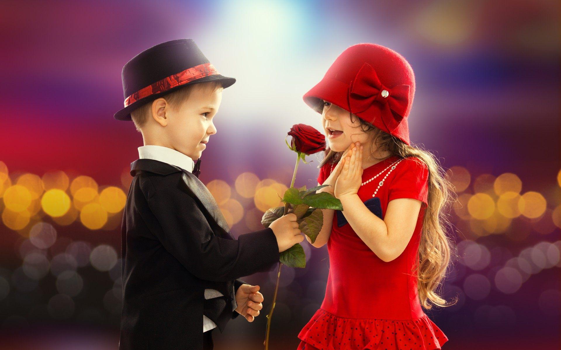 Дури и ако имаат неколку докторати зад себе, Девиците се неодоливо слатки во љубовта