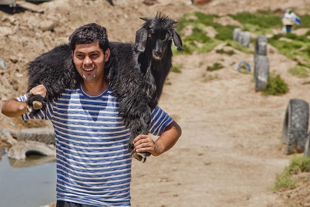Поучна приказна што ќе ви ги отвори очите: Свештеникот и козата
