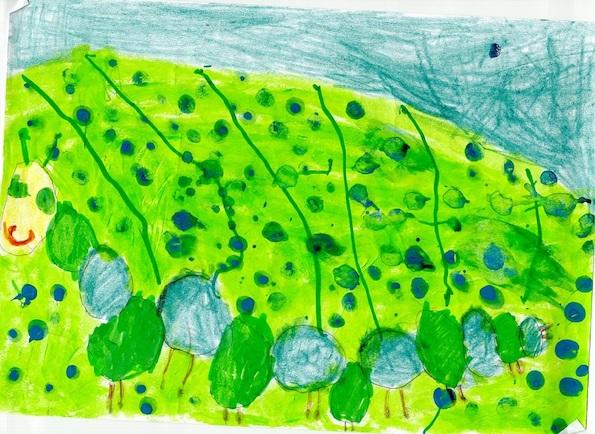 Прва награда: Марта Трајаноска - 4 години, Прилеп