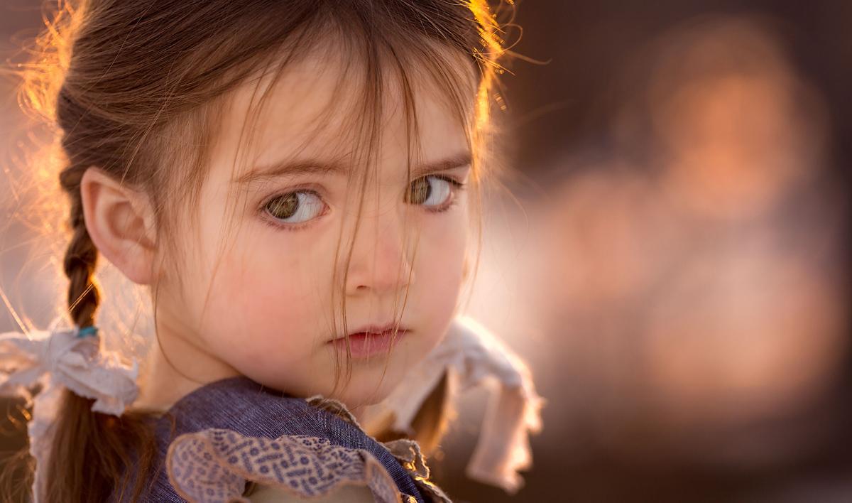 5 знаци дека вашето дете има стара душа