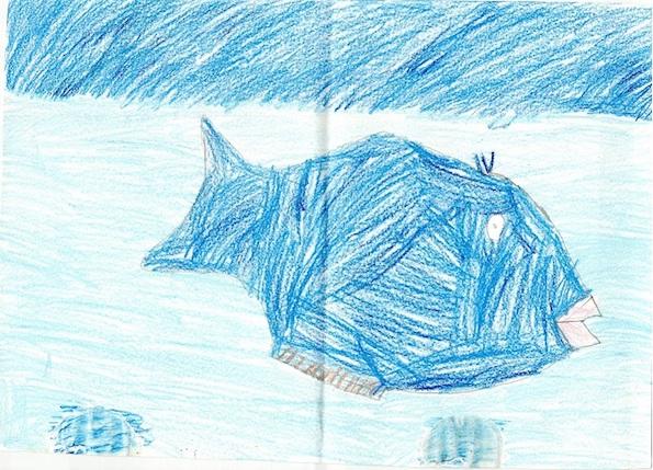 Трета награда: Филип Поповски - 6 години, Делчево
