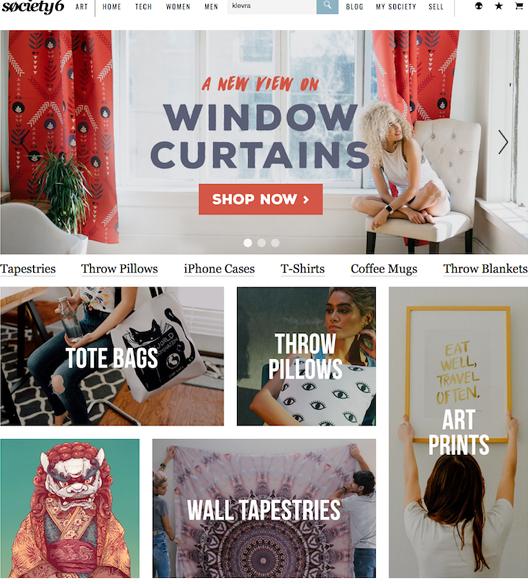 13 начини на кои уметниците можат да ги продаваат нивните креативни дела онлајн