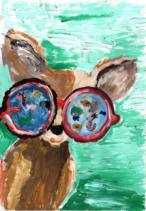Прва награда: Јана Илијевска - 9 години, Кочани