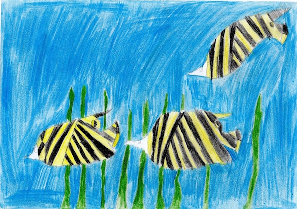 Трета награда: Јован Мацанковски - 9 години, Битола