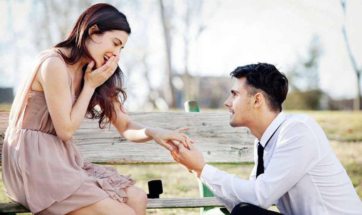 Колку долго трае љубовната врска на паровите пред да се венчаат
