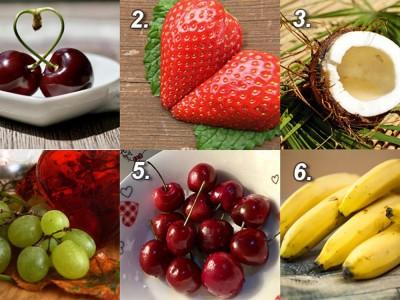 Тест на личноста: Одберете овошје и дознајте какви љубовници сте!