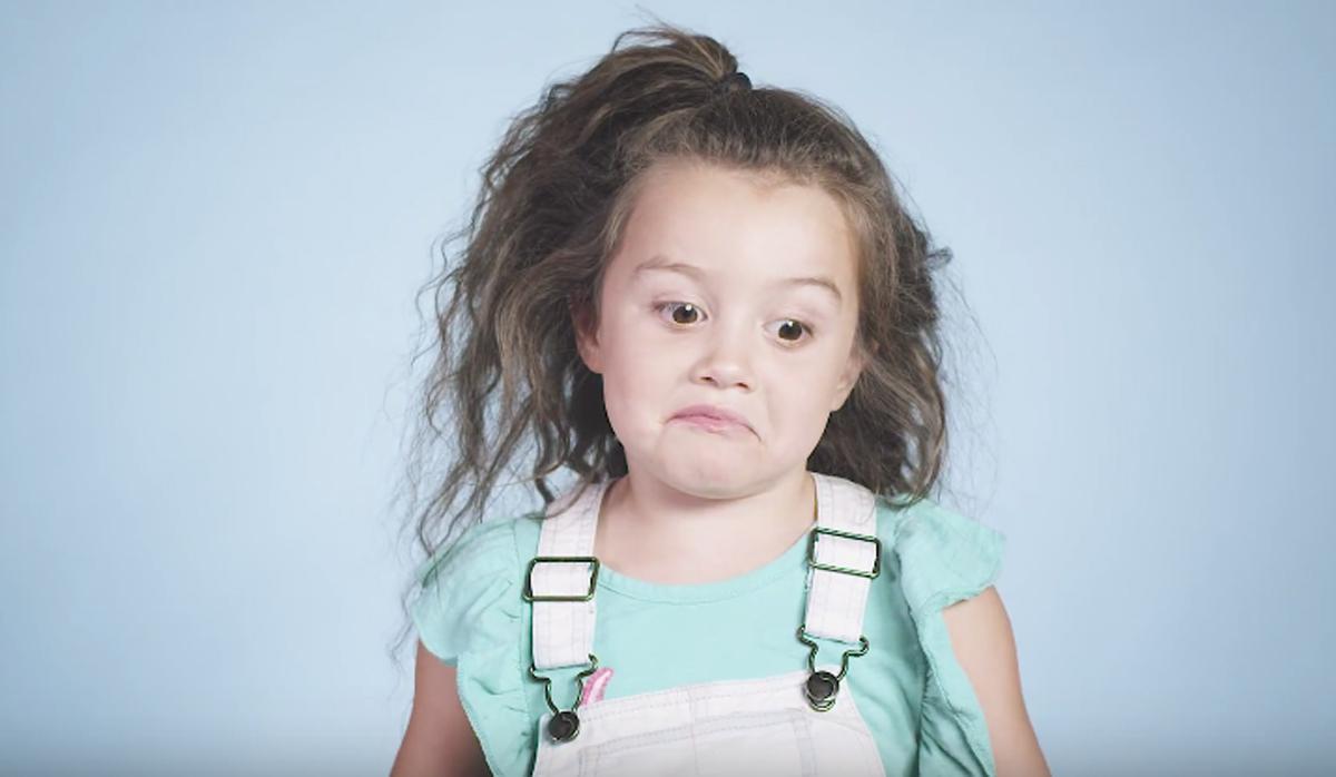 100 деца одговараат на прашањето  Од каде доаѓаат бебињата