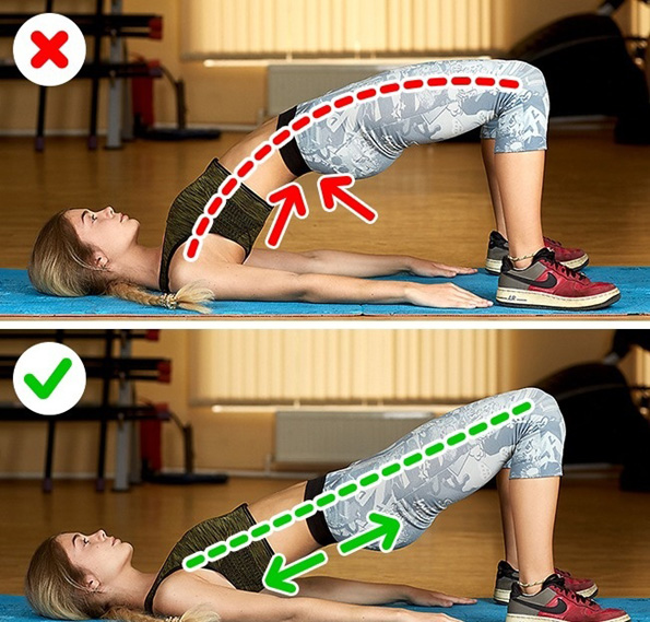 15 грешки што ги правите при вежбањето и можат да бидат опасни по здравјето
