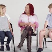 Дечиња запознаваат глува личност: Нивните прашања ќе ве остават без зборови!