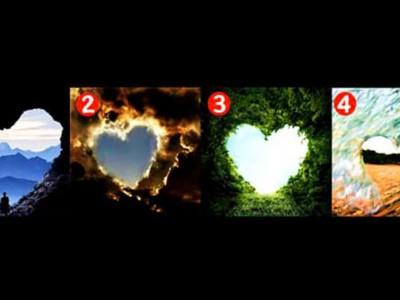 Одберете го срцето што најмногу ви се допаѓа и откријте ги вашите љубовни тајни