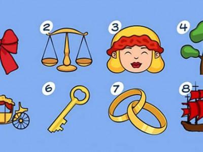Одберете симбол и дознајте што ве чека во иднина