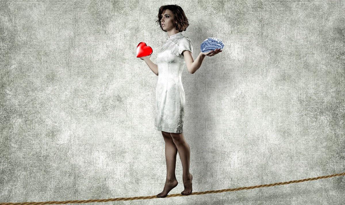 Тест на личноста  Дали ве води срцето или разумот