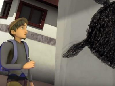 Уметникот и детето: Краток анимиран филм што ќе ви покаже дека креативноста не познава граници