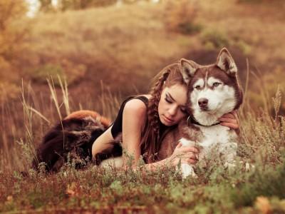 Вљубете се во девојката чиј најдобар пријател е нејзиното куче