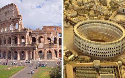 Како навистина требало да изгледаат светски познатите градби?