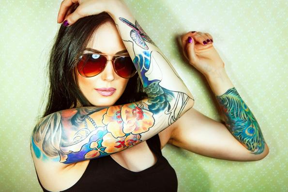 Дознајте што открива местото на вашата тетоважа за вашиот карактер