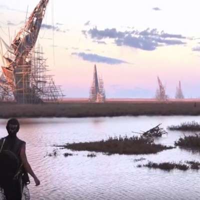 Краток научно фантастичен филм за човечката способност за преживување