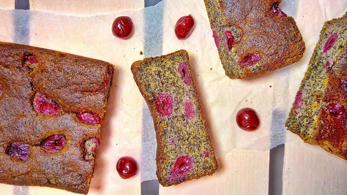 Вкусно  здраво  прекрасно  Подгответе овошен леб од соништата