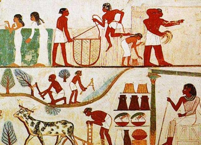 9 неверојатни работи кои ги правеле древните Египќани
