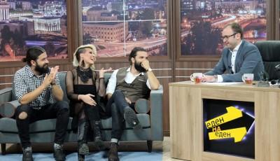 """Недела, 18.50 часот на """"Канал 5"""": Сара Мејс и """"Некст Тајм"""" гости на Жаре (ВИДЕО)"""
