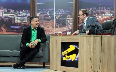 """Жељко Јоксимовиќ во """"Еден на Еден"""": Не правам веќе деца, доста е (ВИДЕО)"""