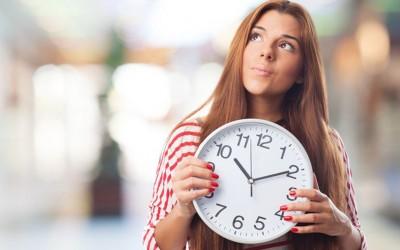 40 невообичаени начини на кои го мериме времето