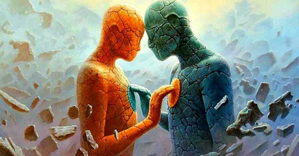 Is your soul mate related to another person?  It may be a positive thing!