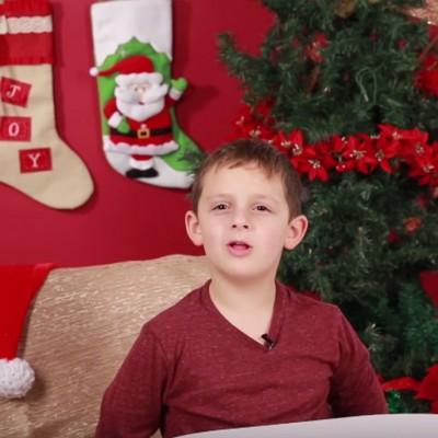 Деца дебатираат дали Дедо Мраз навистина постои