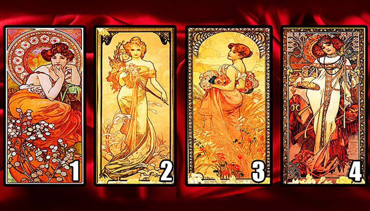 What card do you like most?  Choose one and find out what will happen to you soon