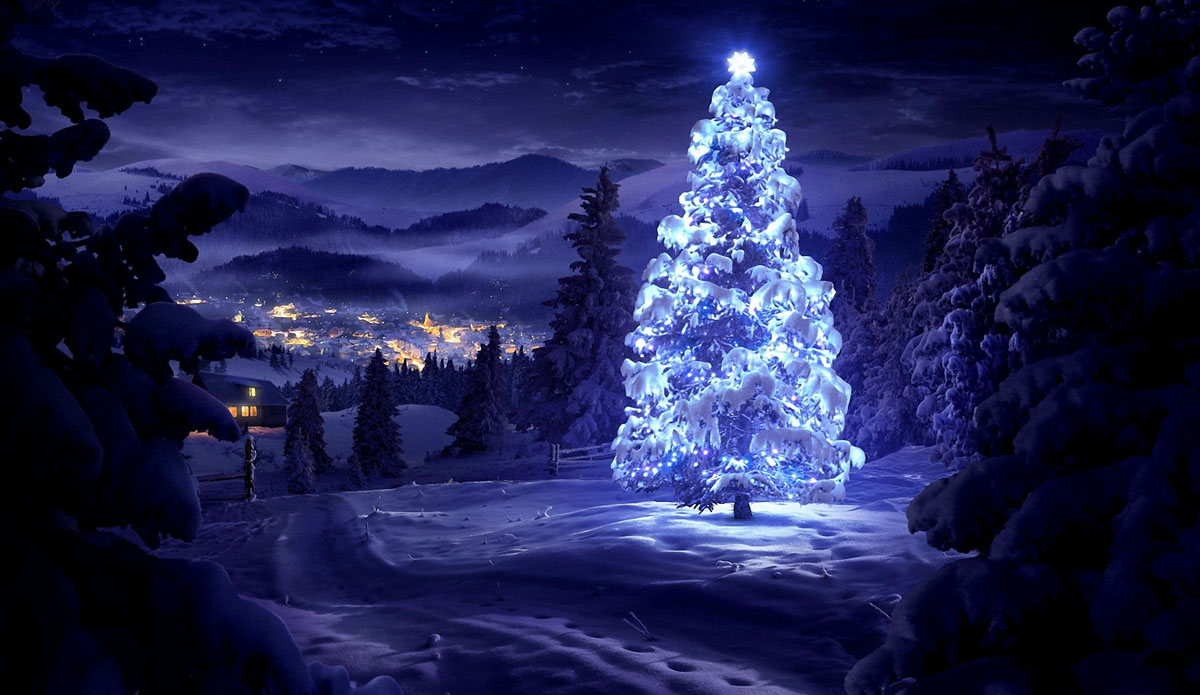 Wonderful Russian legend about firing the tree: What symbolizes the star on the top of the tree?