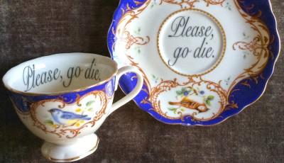 Деликатни шолји за чај што ќе ги навредат вашите гости со стил